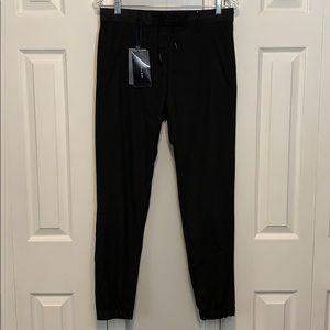 NWT Zara Man black joggers